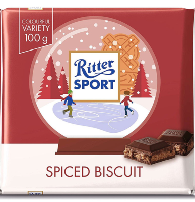 Ritter Sport - Spiced Biscuit