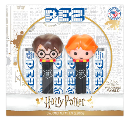 Pez - Harry Potter Set