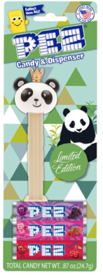 Pez - Panda, limited edition