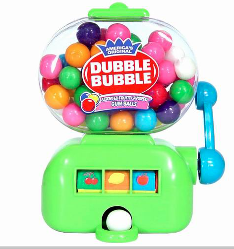 Kidsmania - Big Jackpot Gumball Machine