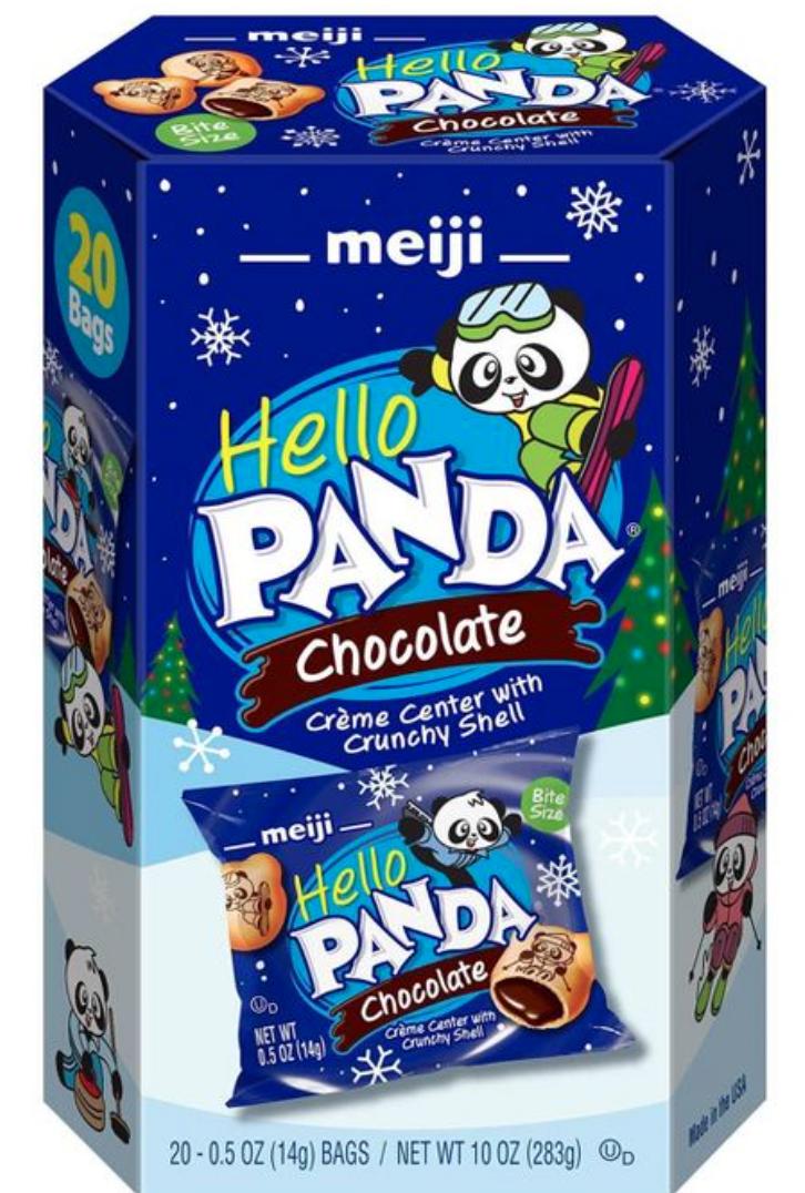 Hello Panda - Winter Box