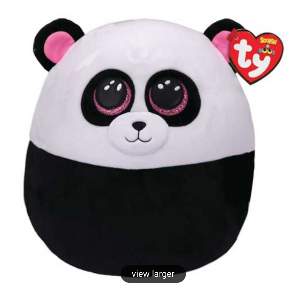 """Ty Squish a Boo - Bamboo, 12"""""""