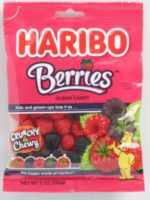 Haribo - Berries