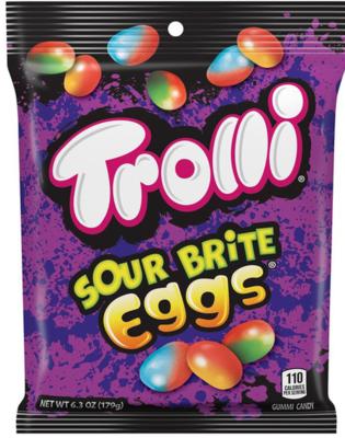 Trolli - Sour Brite Eggs