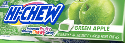Hi Chew - Fruit Chew Stick, Green Apple