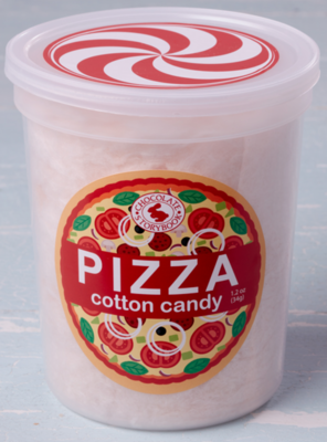 Cotton Candy - Pizza