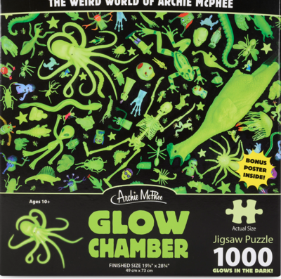Puzzle - Glow Chamber