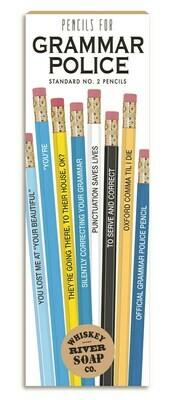 Pencils - Grammar Police