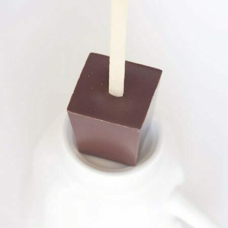 Ticket Hot Chocolate Stick - Belgian Milk