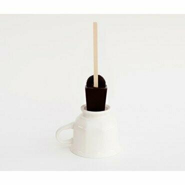 Ticket Hot Chocolate Stick - Peanut Butter Cup