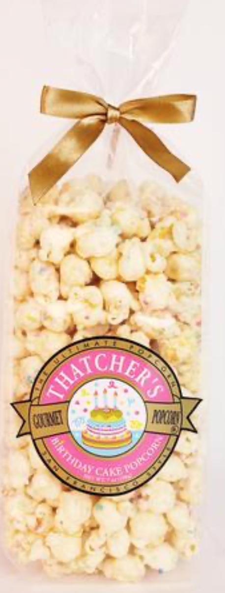 Thatcher's Popcorn - Birthday Cake
