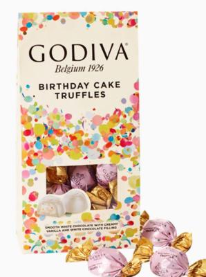 Godiva - Birthday Cake Truffles