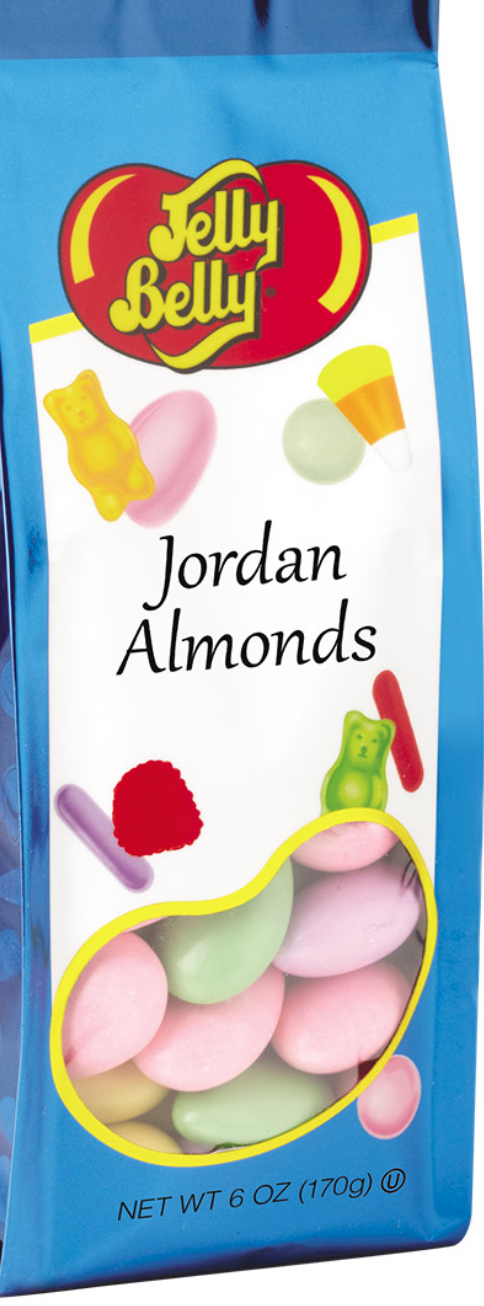 Jelly Belly - Jordan Almonds Gift Bag