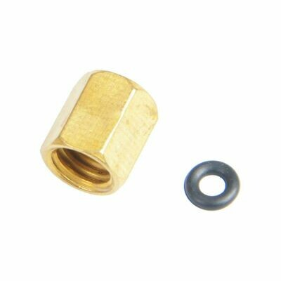 Anajet Brass Fitting and O-ring 10pc Set