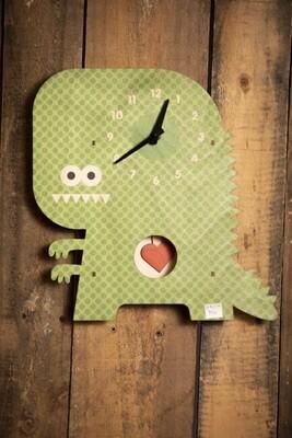 Modern Moose Pendulum Clock - Clockzilla