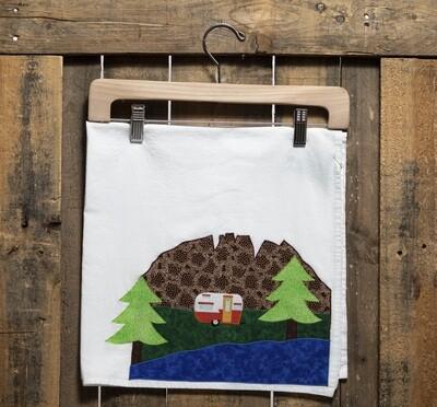CR4 Horsetooth Mt. W/ Camper