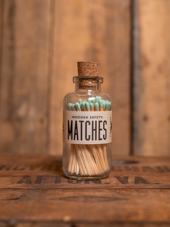 Mint Mini Matches