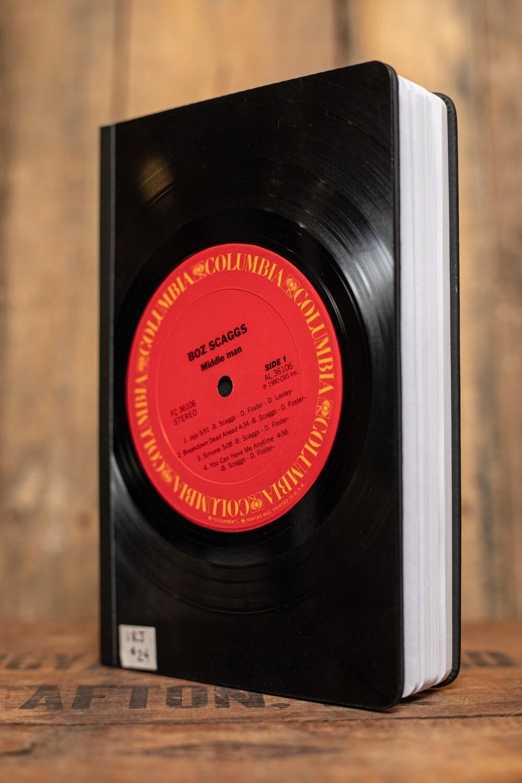 Vinyl Journal- Boz Scaggs