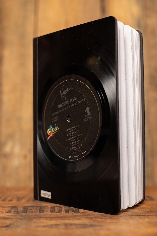 Vinyl Journal- Culture Club