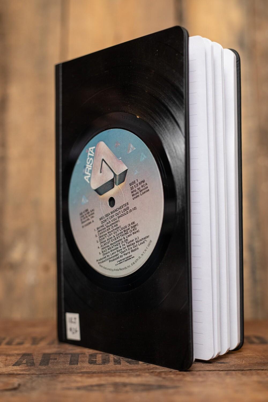 Vinyl Journal-  Melissa Machester