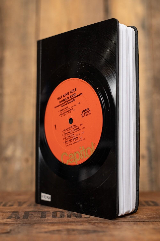 Vinyl Journal-  Nat King Cole