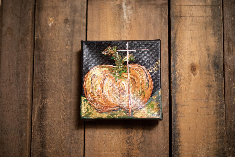 DW7 Pumpkin #4 5*5
