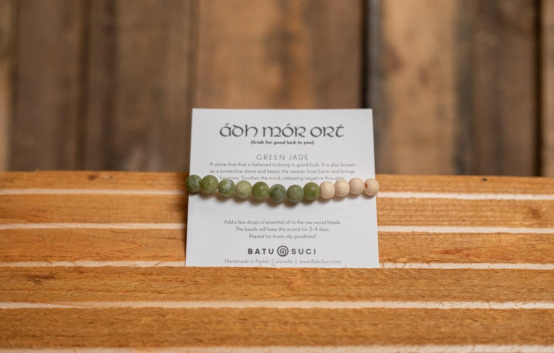 AOH MOR ORT DIFFUSER-  Green Jade