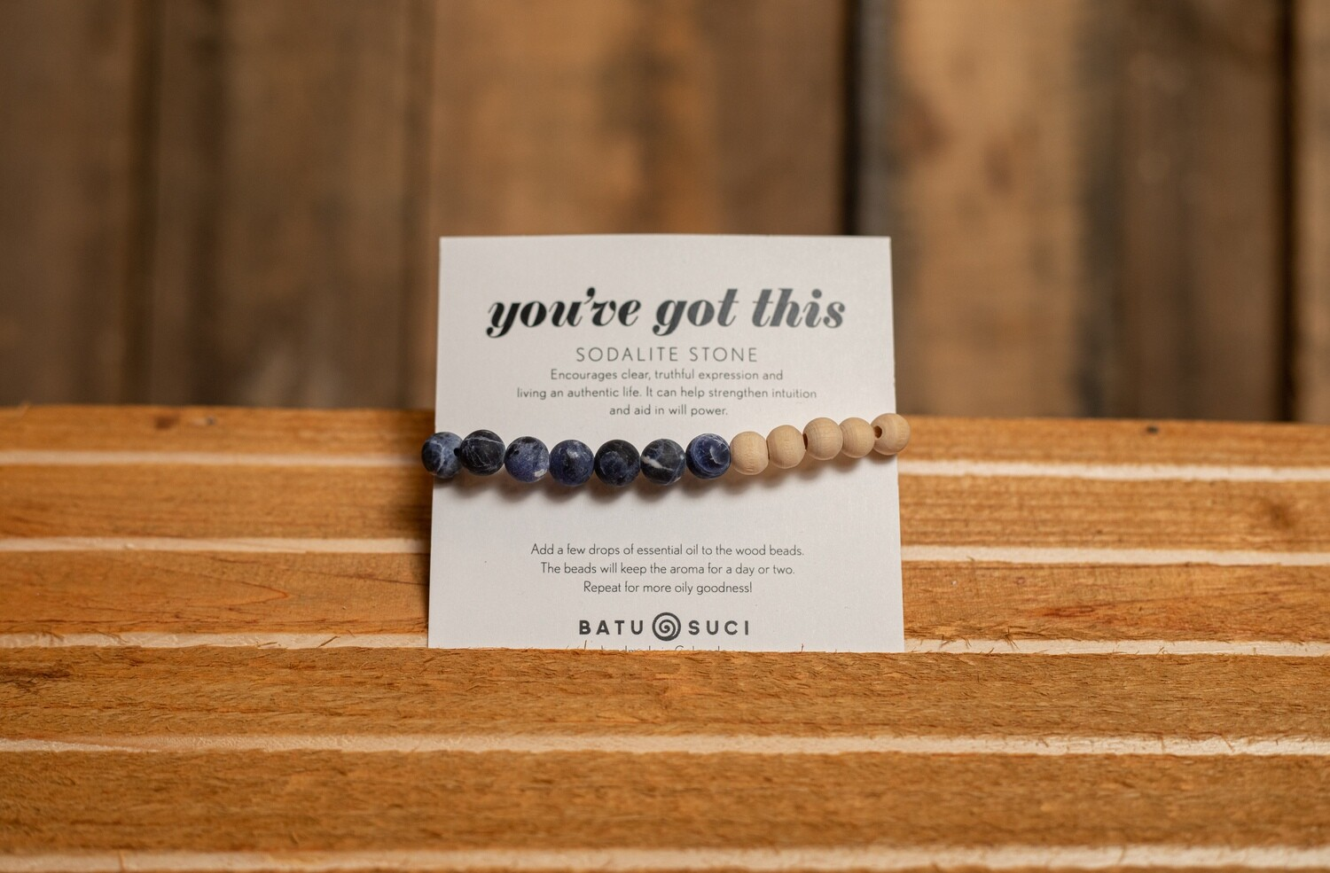 You've Got This Diffuser- Sodalite
