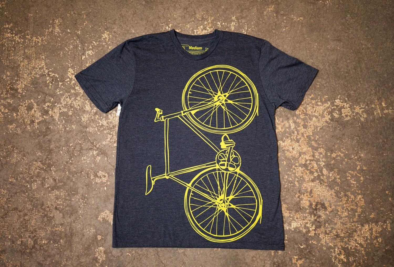 5B Mens Yellow Bike Vital