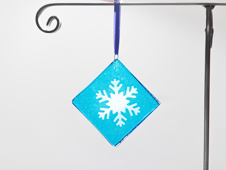 PTG2A Snowflake Ornaments