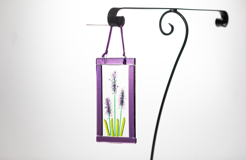 PTG1H Lavender Sun catcher