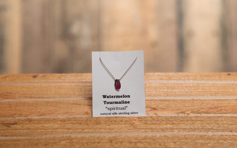 Watermellon Tourmaline