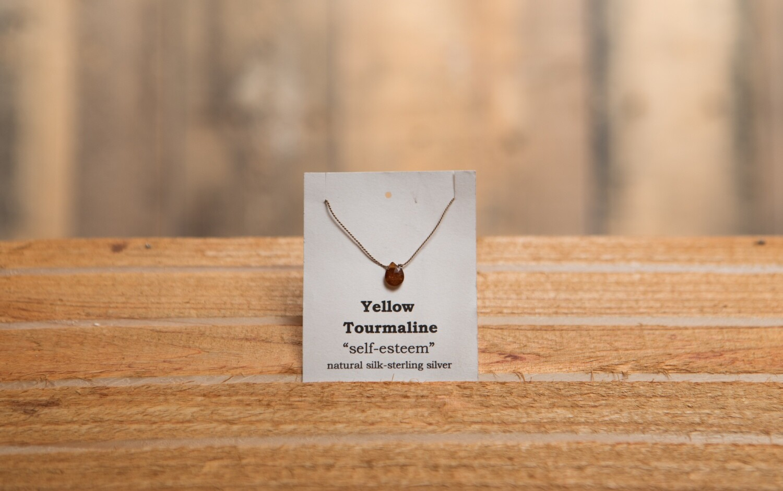 Yellow Tourmaline