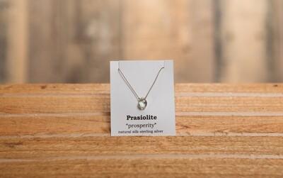 Prasiolite/Green Amethyst
