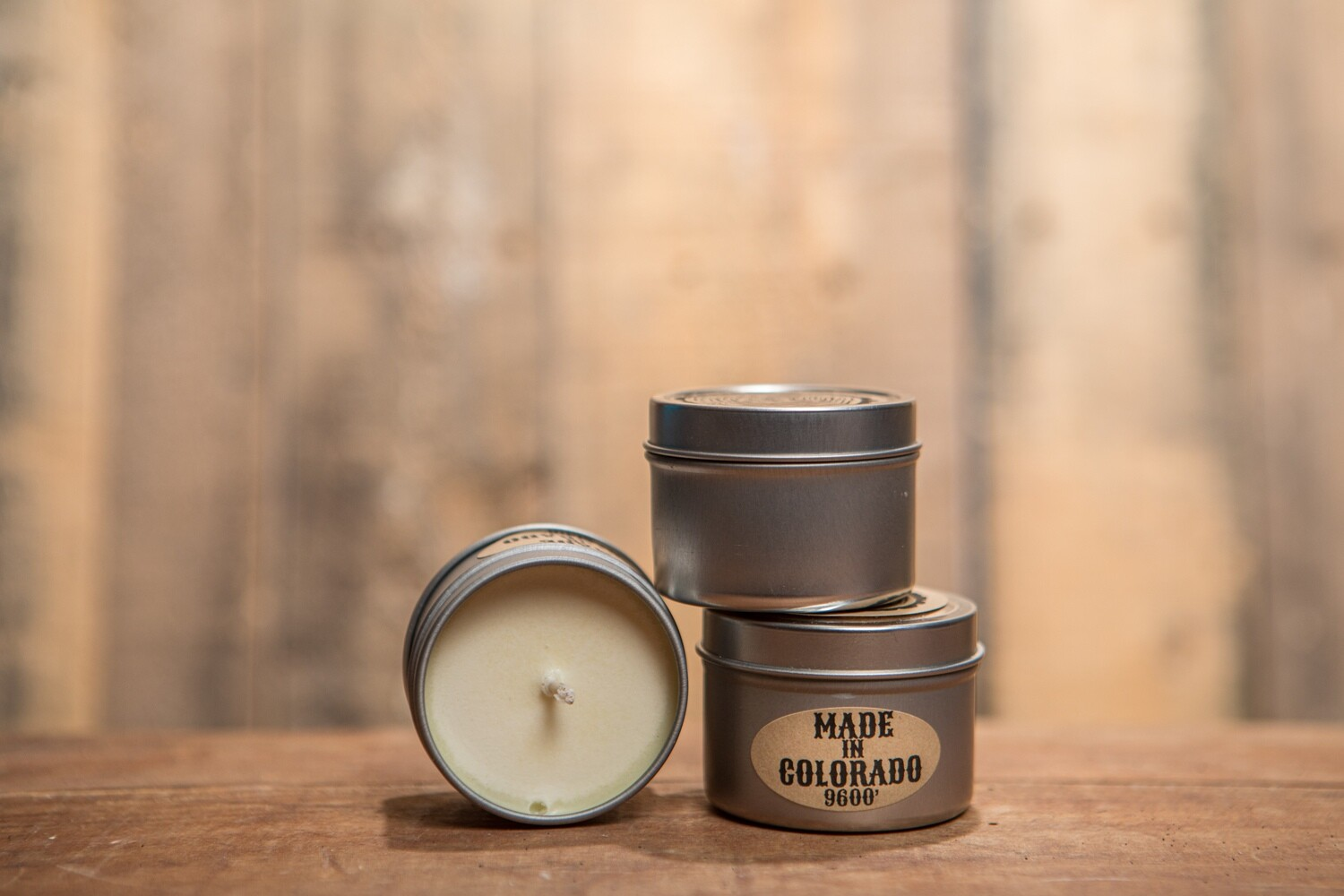 2 oz. Small Soy Candles