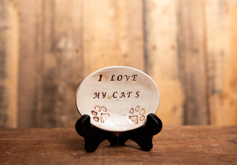 BN20 Love My Cats Tea