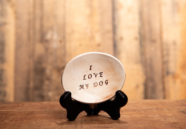 BN206 I Love My Dog Tea