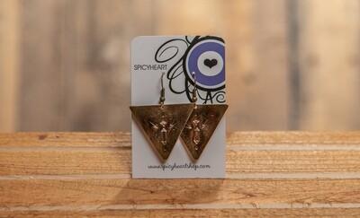 Earrings $36 Spicy Heart