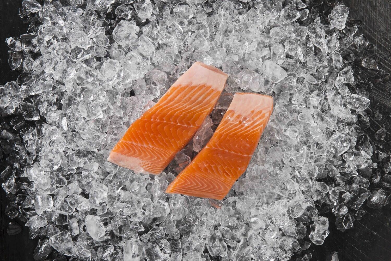 New Zealand King Salmon Fillets (skin on & boneless) | $46 / kg