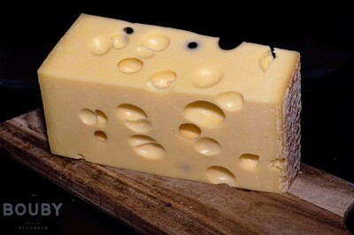 Emmental lait cru. 250g