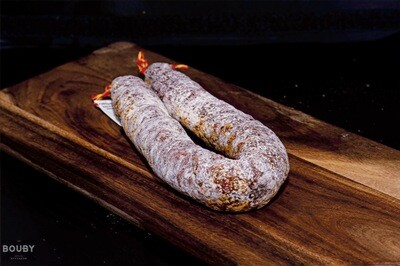 Chorizo sec, piquant du Tarn. 200g