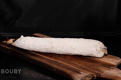 Saucisson maigre artisanal. 300g (environ)