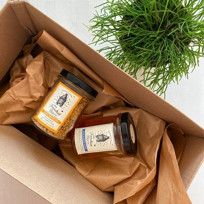 Travelling Bee Co. Honey Set