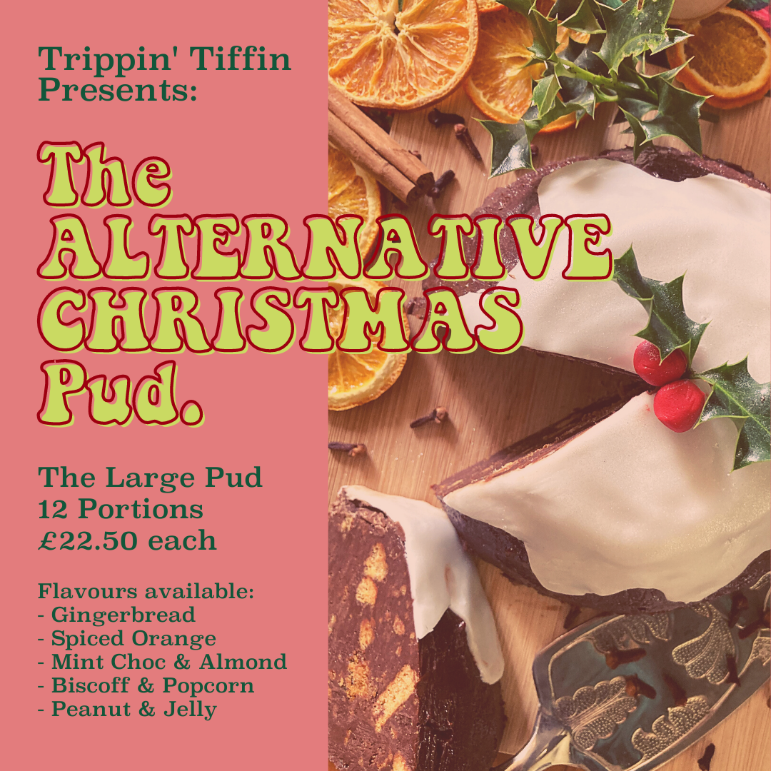 Large Pud by Trippin' Tiffin