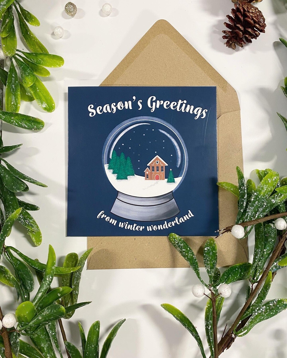 Individual 'Canny Christmas Cards' by Katie Gallagher (kgalldesigns)
