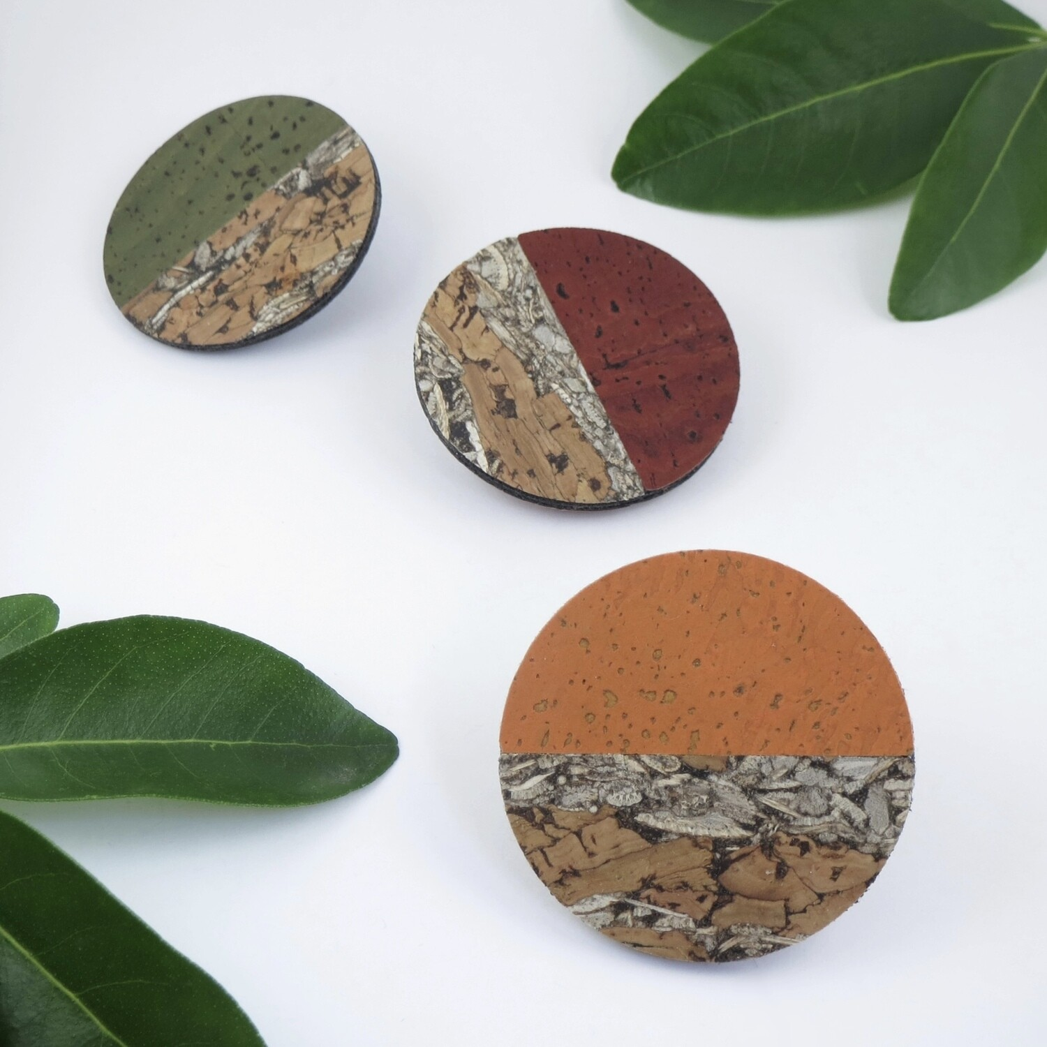 Horizon Brooch by Cube Root Jewellery