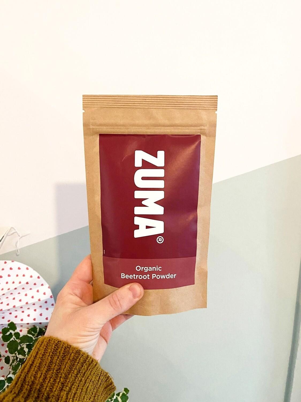 Zuma Organic Beetroot Powder