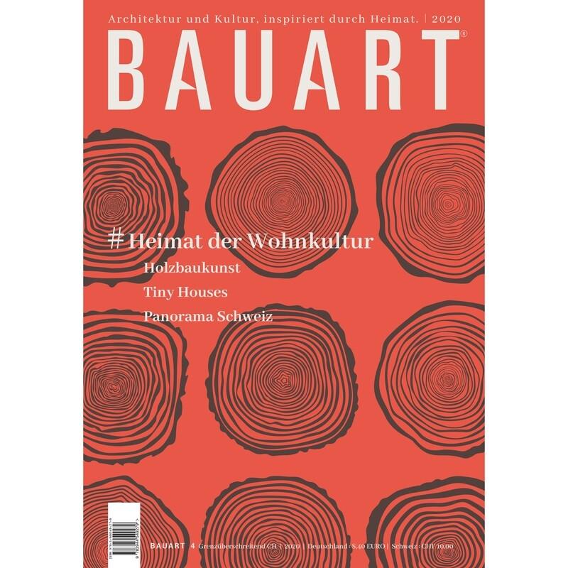 BAUART 4. 2020 / Hochrhein, Bodensee und Schweiz