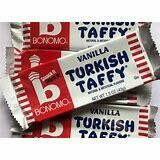 Turkish Taffy VANILLA