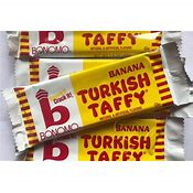 Turkish Taffy BANANA